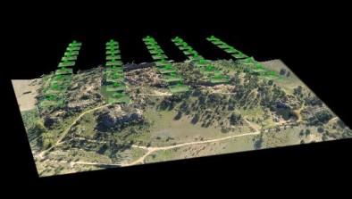 NaturGIS Fotogrametría drones