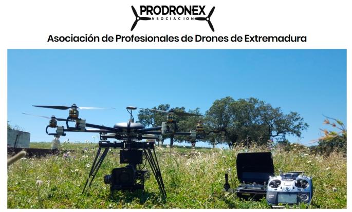 prodronex naturgis drones drone rpas extremadura badajoz caceres