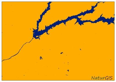 NaturGIS drones badajoz caceres extremadura teledetecion NDVI