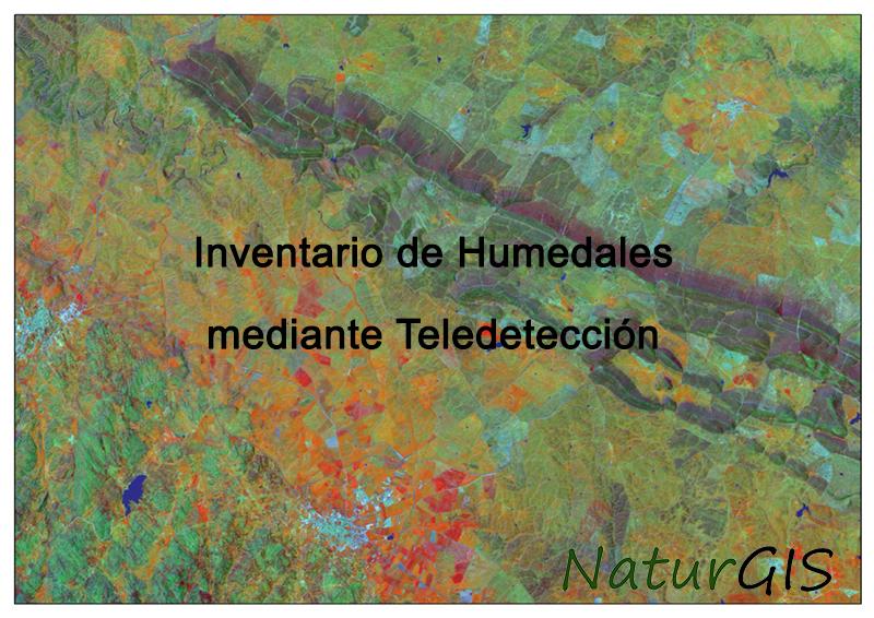 NaturGIS drones teledetecion extremadura badajoz caceres
