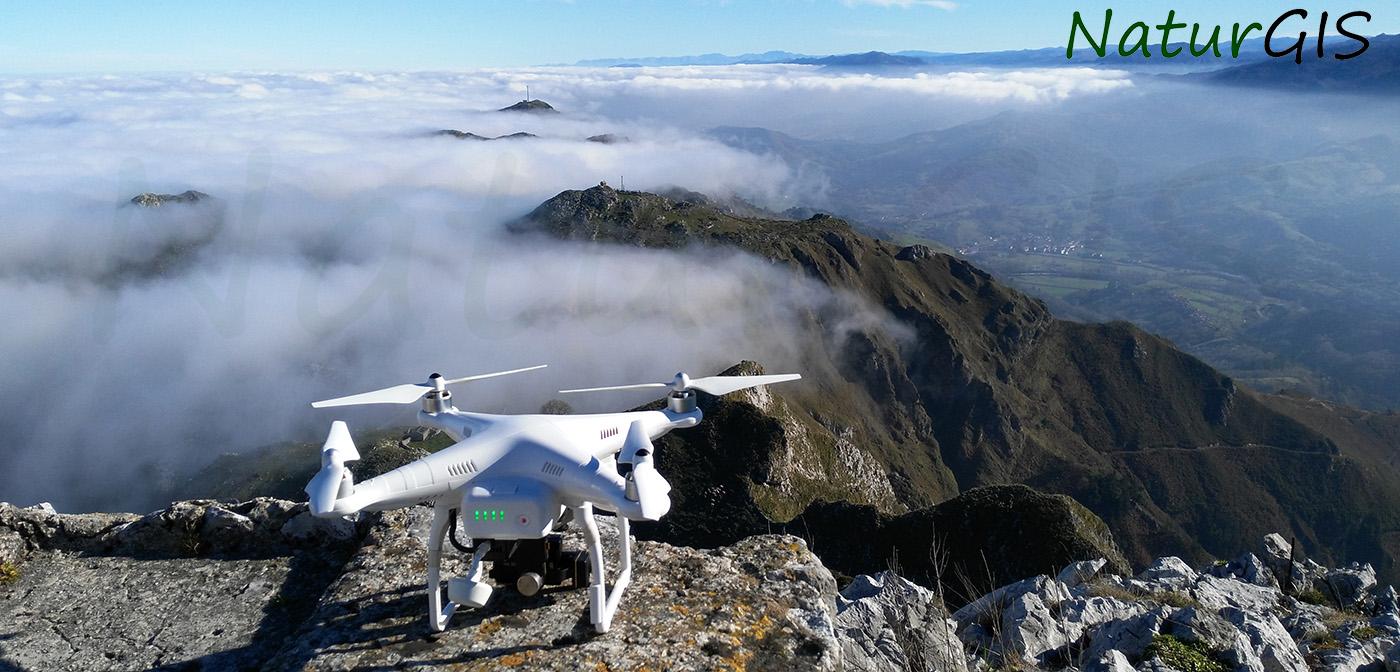 Operador de Drones NaturGIS