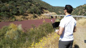 NaturGIS drones medioambiente SIG Extremadura